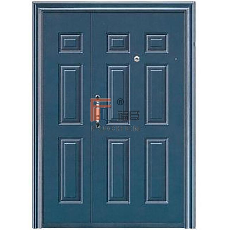普通钢质门