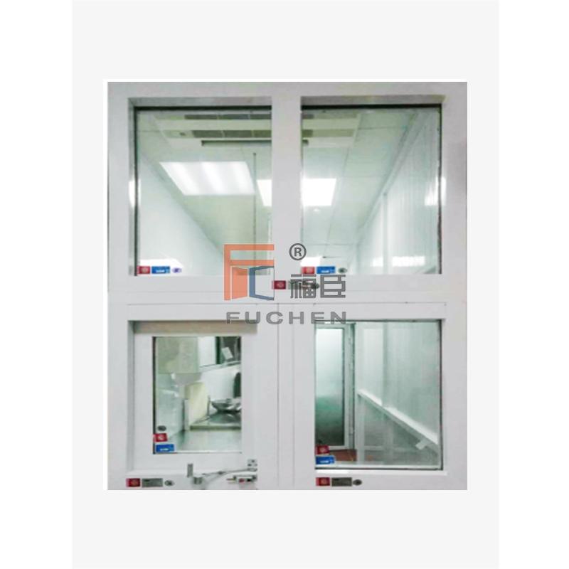 活动式钢质防火窗