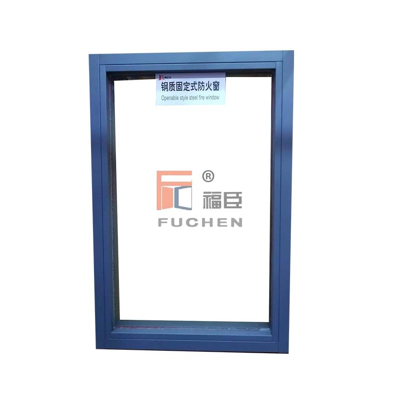 钢质固定式防火窗